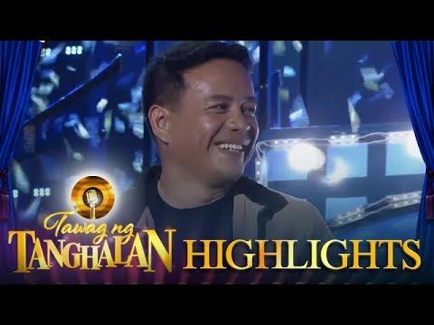 Tawag ng Tanghalan: Ruben Tejano is the new defending champion!