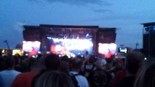 Metallica - nothing else matters (Yverdon 30.5.12)