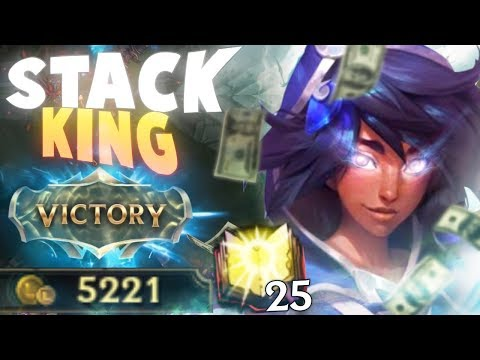 SO MANY STACKS!! TOO MUCH DAMAGE AND TOO MUCH GOLD!  Road to Masters #35