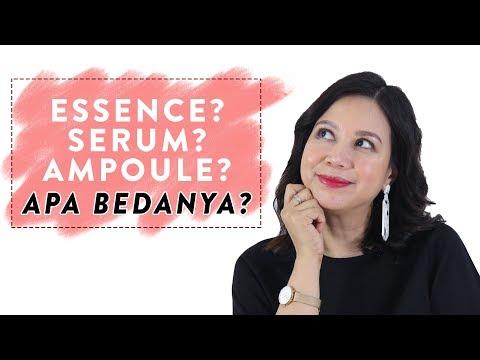 Bedanya Essence, Serum, Dan Ampoule | Skincare 101