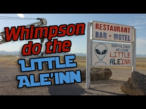 The Little Ale'Inn Rachel Nevada - Roadtrip Update! Extraterrestrial Highway