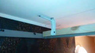 натяжной потолок , ниша под шкаф(, 2016-04-19T16:00:55.000Z)