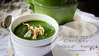 How To Make Spinach Cream Soup