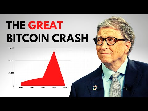 Bill Gates: The Bitcoin Panic of 2021