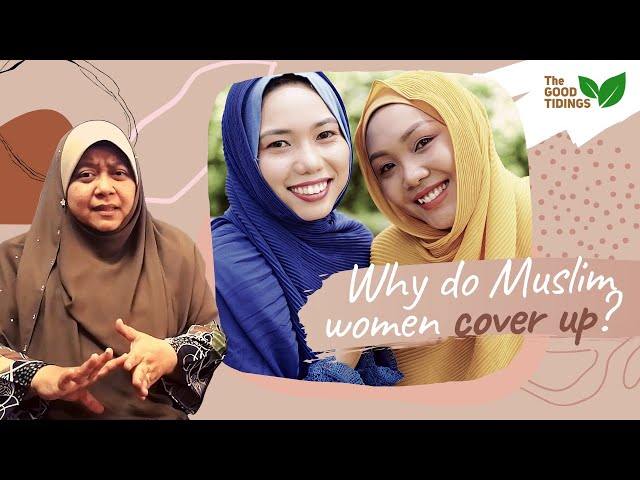 Answering New Muslims:  Ep 01:  Why do Muslim women cover up? {TheGoodTidings}