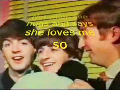 The Beatles devil in her heart Karaoke.wmv