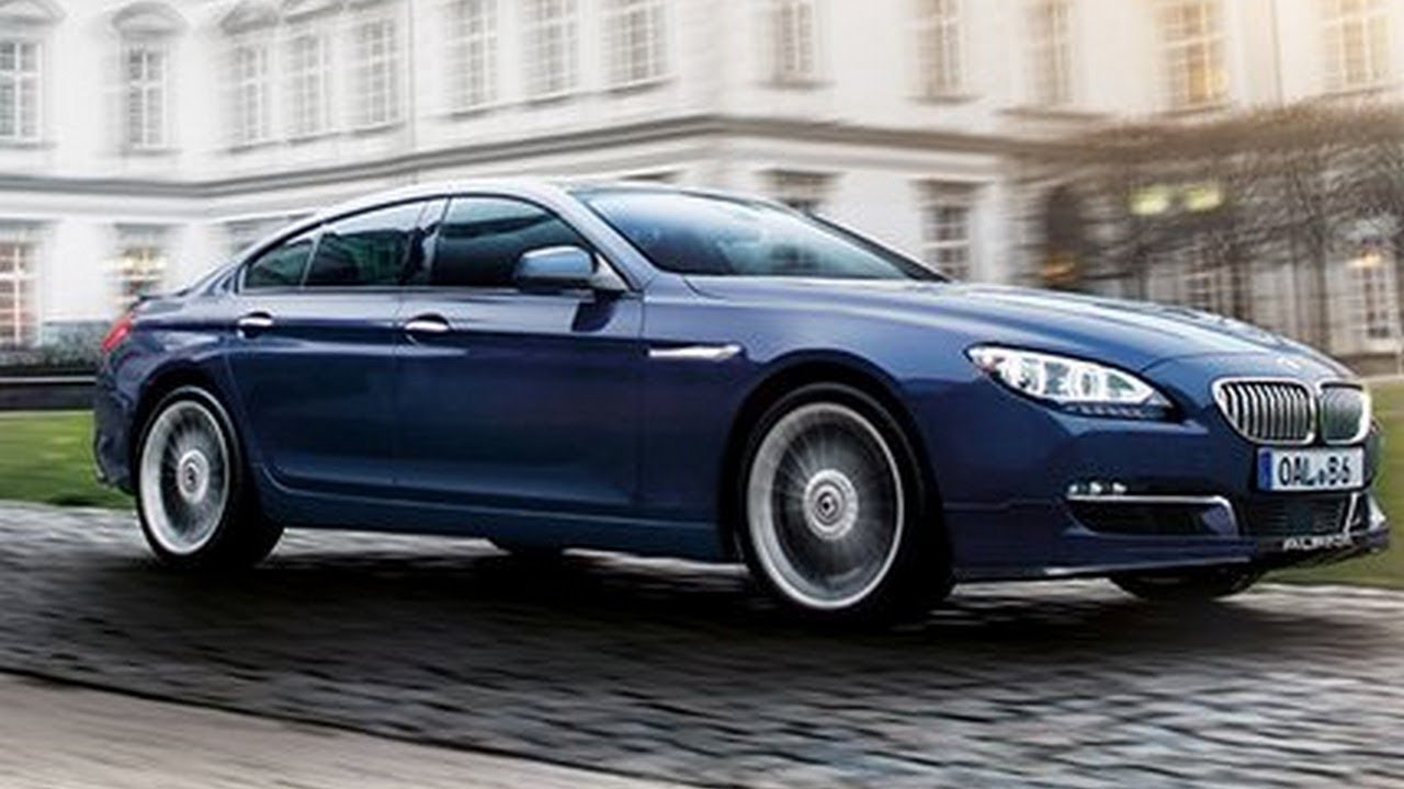 The Best Of BMW Alpina B XDrive Gran Coupe Review YouTube - Alpina b6 xdrive gran coupe