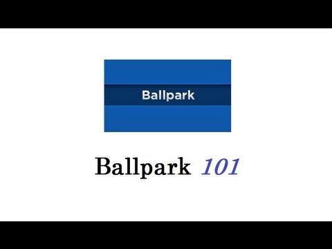 ballpark invoice