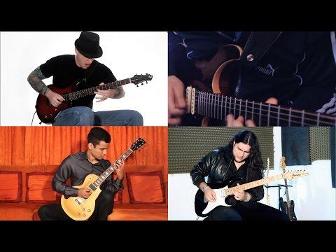 Colombian Guitar Jam: David Escobar, Leonardo Guzman, Juan Esteban Echeverry, Santiago Mora