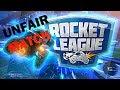 BATTLE TO VICTORY! | Rocket League 1V3 Unfair Match