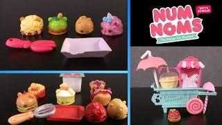 Num Noms Art Cart, Fun Fair Treats, Series 2 Diner from MGA Entertainment