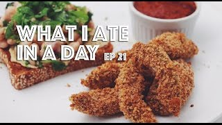 One of Lauren Toyota's most viewed videos: WHAT I ATE IN A DAY (VEGAN) EP #21