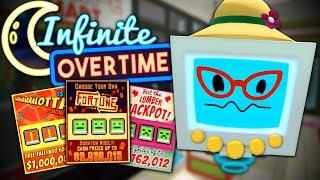 GRANNYBOT WINS 16 MILLION DOLLARS - Job Simulator VR (Infinite Overtime) #13
