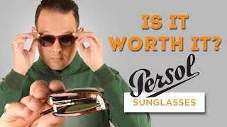 Persol Sunglasses: Is It Worth It? - Steve McQueen Sunglasses Review