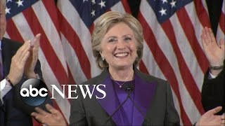 Hillary Clinton Blindsided by Defeat