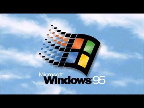 Windows 95 song