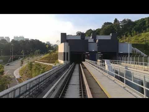 MRT KL from Semantan to Muzium Negara