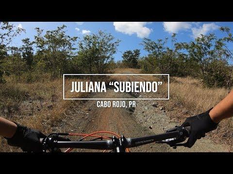 """JULIANA TRAIL """"SUBIENDO"""" - Cabo Rojo MTB - Duo Challenge 2019"""