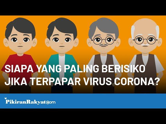 Siapa yang Paling Berisiko jika Terpapar Virus Corona