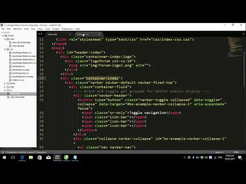 Create Forum Use PHP and Bootstrap Part 9