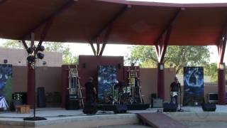 Jir Project Band - LIVE @ NM State Fair Indian VIllage 2016 Clip 2