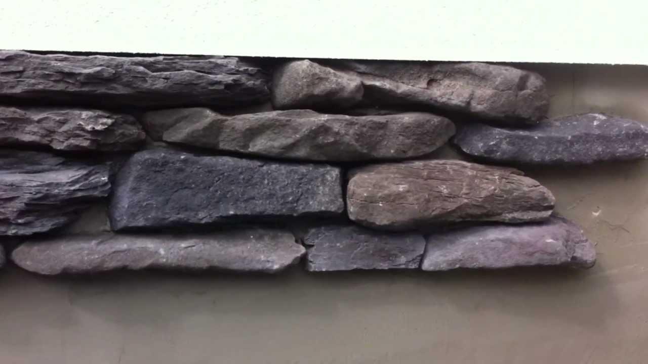 Mauerverblender Naturstein Wandverkleidung Decor und Kunststein