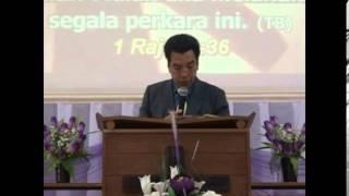 Berjalan Bersama Tabut Tuhan - Khotbah 27 April 2014 Kebaktian Raya Pagi