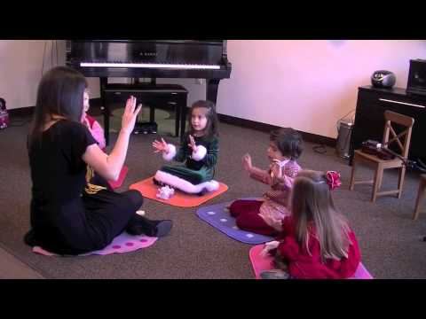 Little Mozarts Music Classes at Park Cities School of Music