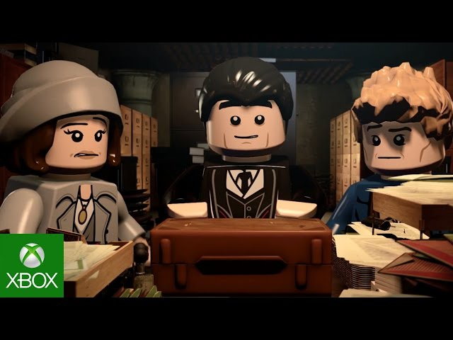 LEGO Dimensions: Story Pack Gameplay Trailer