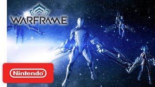 Warframe - Release Date Trailer - Nintendo Switch