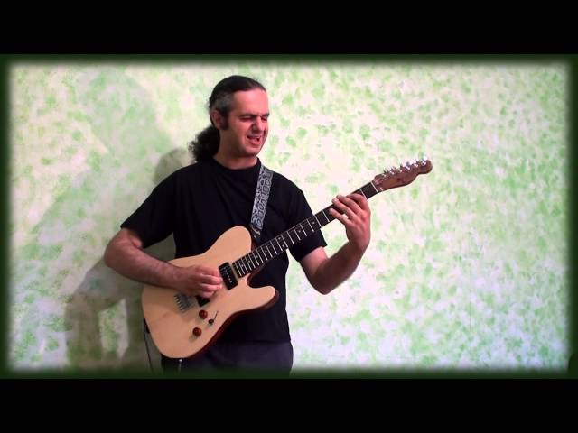 MARCELLO ZAPPATORE plays THE PRAYER - THE ANSWER by Andy Timmons