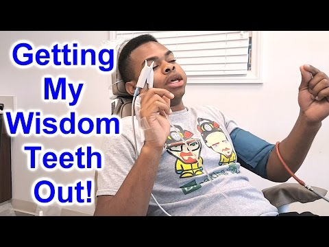 Thumbnail: I Get Wisdom Teeth Removed Funny Reactions