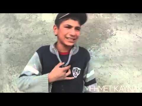 Hunharca Arabesk Rap Yapan Çocuk [Komik Video]