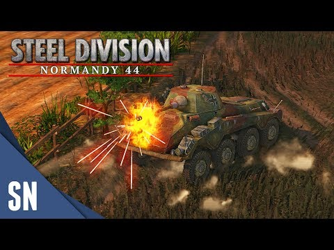 Panzer Lehr! - Steel Division: Normandy 44 Gameplay #28