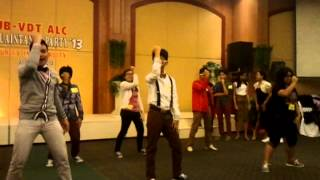 vdt acquaintance party 2013 4th yr scholarship