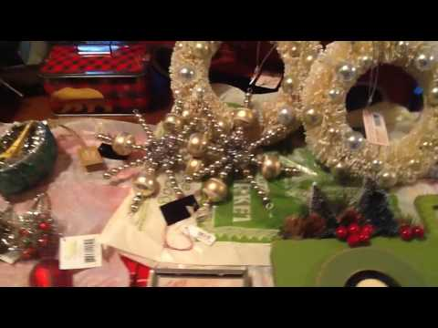 December 28, 2016 Christmas haul and gifts