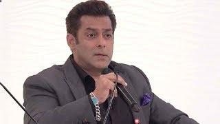 HT Leadership Summit | Salman Khan on Film Padmavati | फिल्म देखने से पहले नतीजे पर पहुंचना सही नहीं