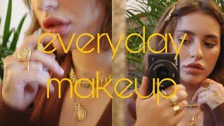 Мои ежедневныи макияж My everyday makeup routine