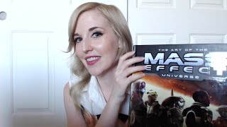 The Art of Mass Effect Book--Binaural ASMR With Book Sounds