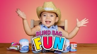 Shopkins Blind Bags Video with Disney Surprise Eggs, Shopkins Micro LITE and more!