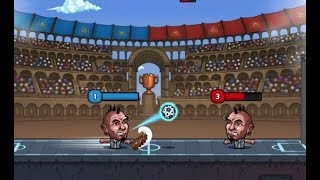 Puppet Football - Fighters Game Level 1-7 Walkthrough
