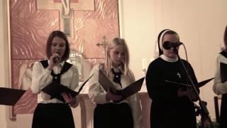 Koncert Koled  ,  SWIATELKO Z BETLEJEM   slowa - s.  Bozena Anna FLAK  muzyka - J. i G.  Kopala