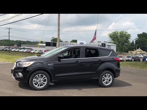 2019 Ford Escape Newburgh, New Windsor, Middletown, Marlboro, Beacon, NY 94910