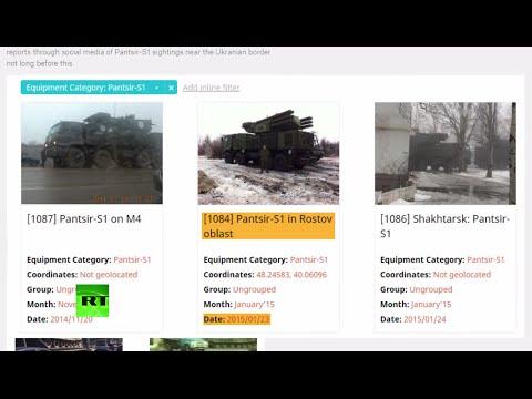 Запад доказывает участие России в украинском конфликте с помощью поддельных фотографий