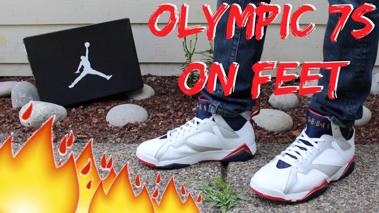 aj 7 olympic
