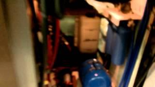 Aqua hot combustion blower motor(1)