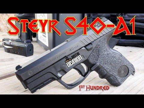 STEYR S40-A1 - 1stHundred