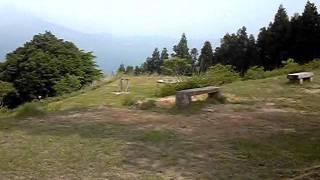 福島県二本松市日山キャンプ場