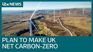 How life will change in a world of net zero emissions | ITV News