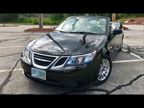45K mile update on the 2009 Saab 9-3 Convertible